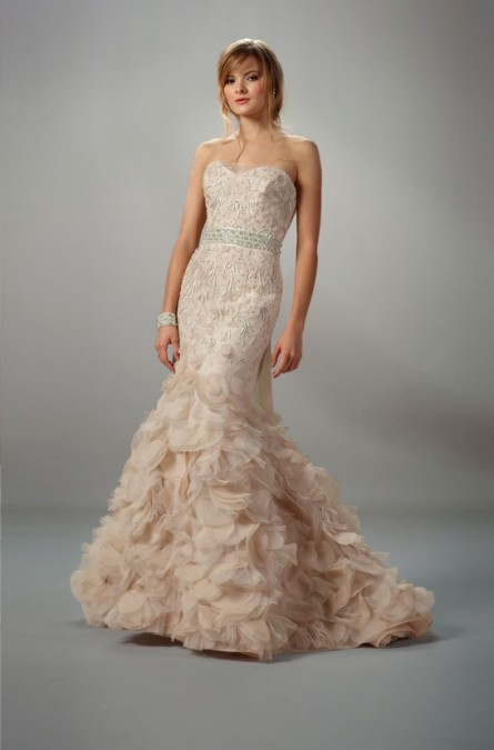 Mermaid Wedding Dresses Ottawa : Pink wedding dresses ottawa events