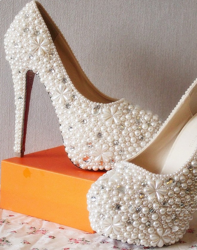 Wearing Heels On Your Wedding Day Yes Or No