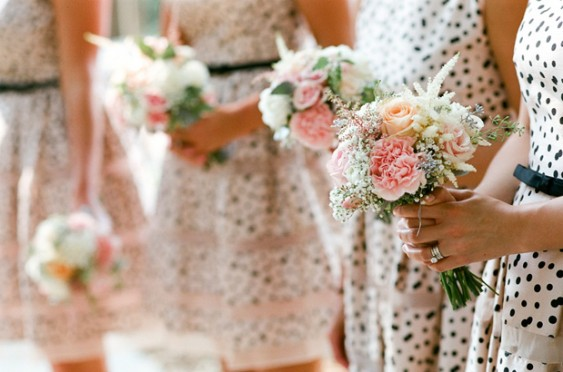 polka_dot_bridesmiad_dresses_james_hill_reference_library_minnesota_wedding_colors_blush_black_spring_5-563x372