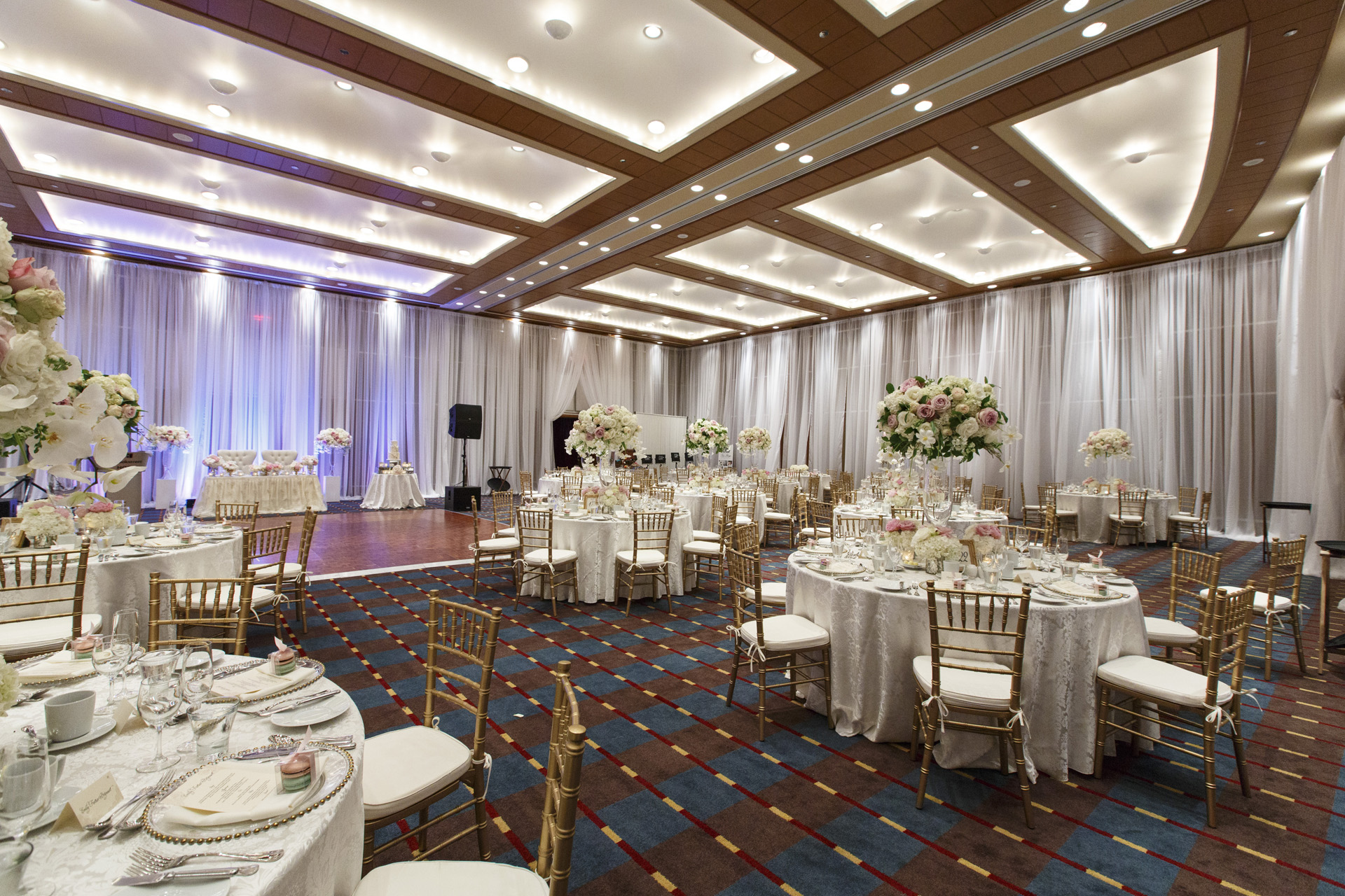 Wedding Venues Brookstreet Hotel Ottawa Wedding