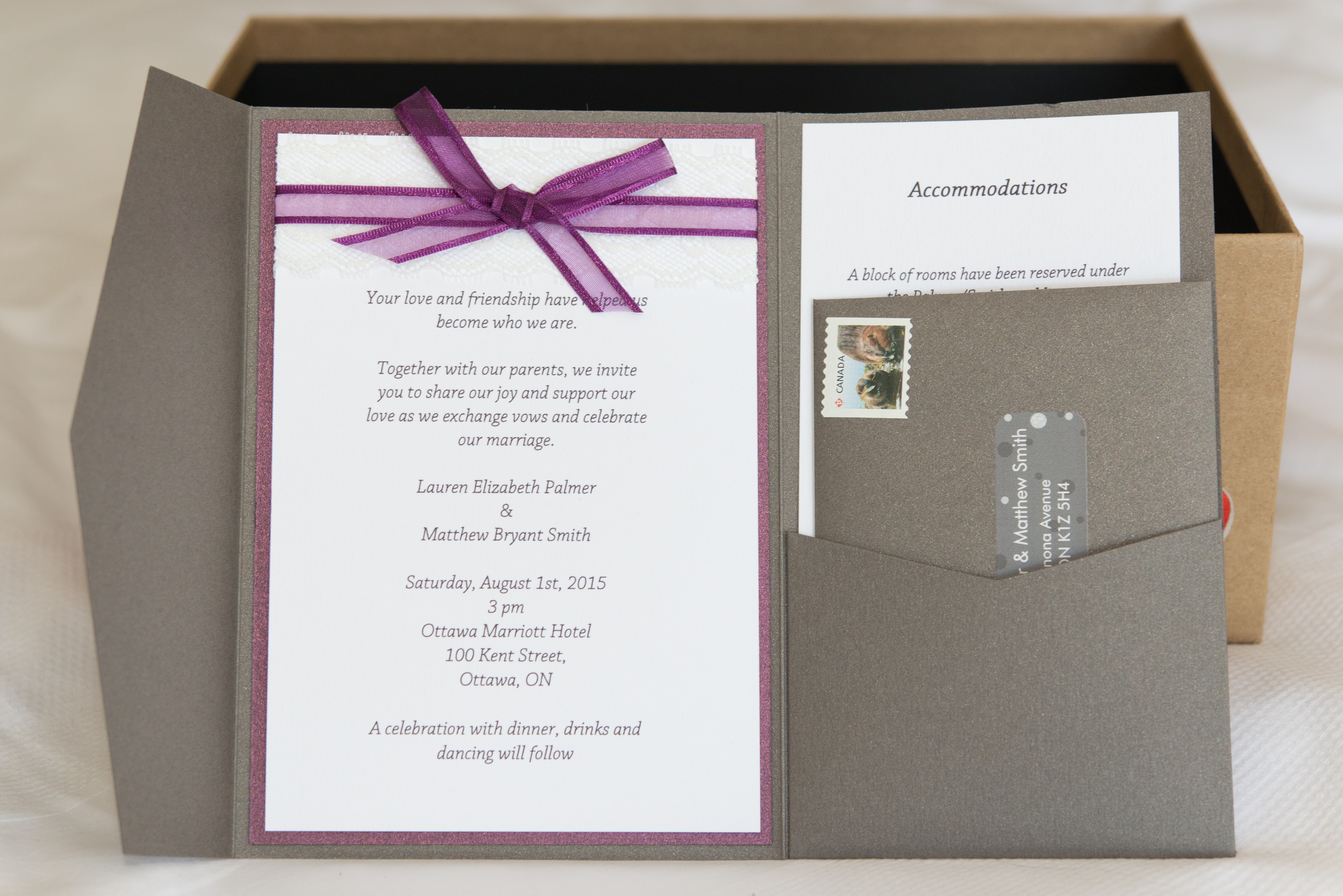 Lauren & Matthew\'s Wedding | Ottawa Wedding & Events Blog