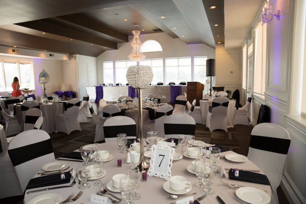 Ottawa wedding decor