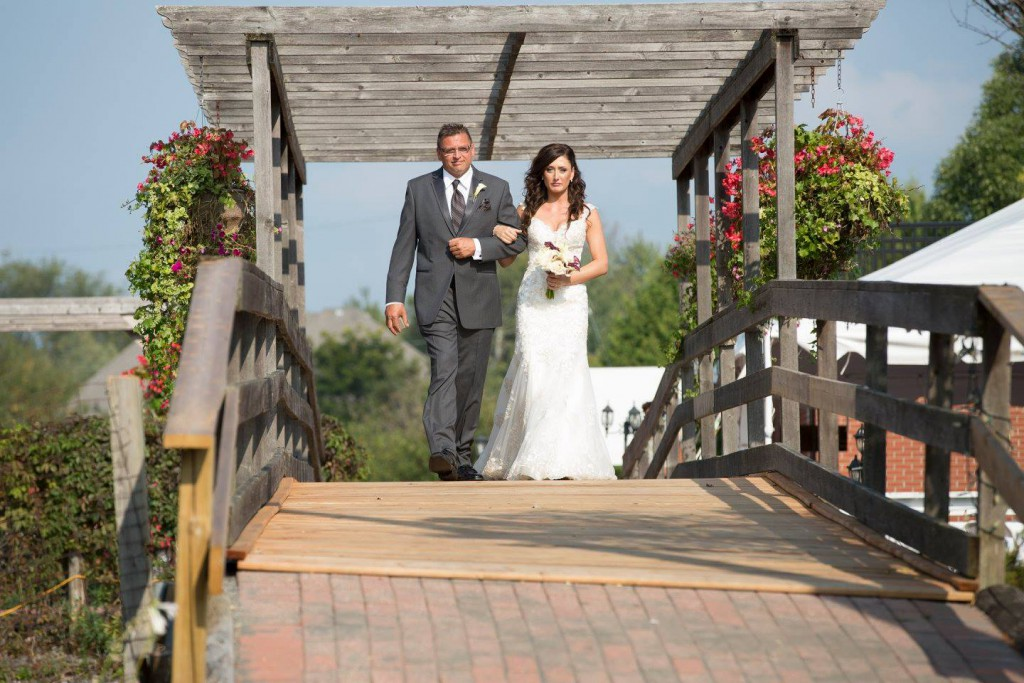 Ottawa outdoor wedding venue
