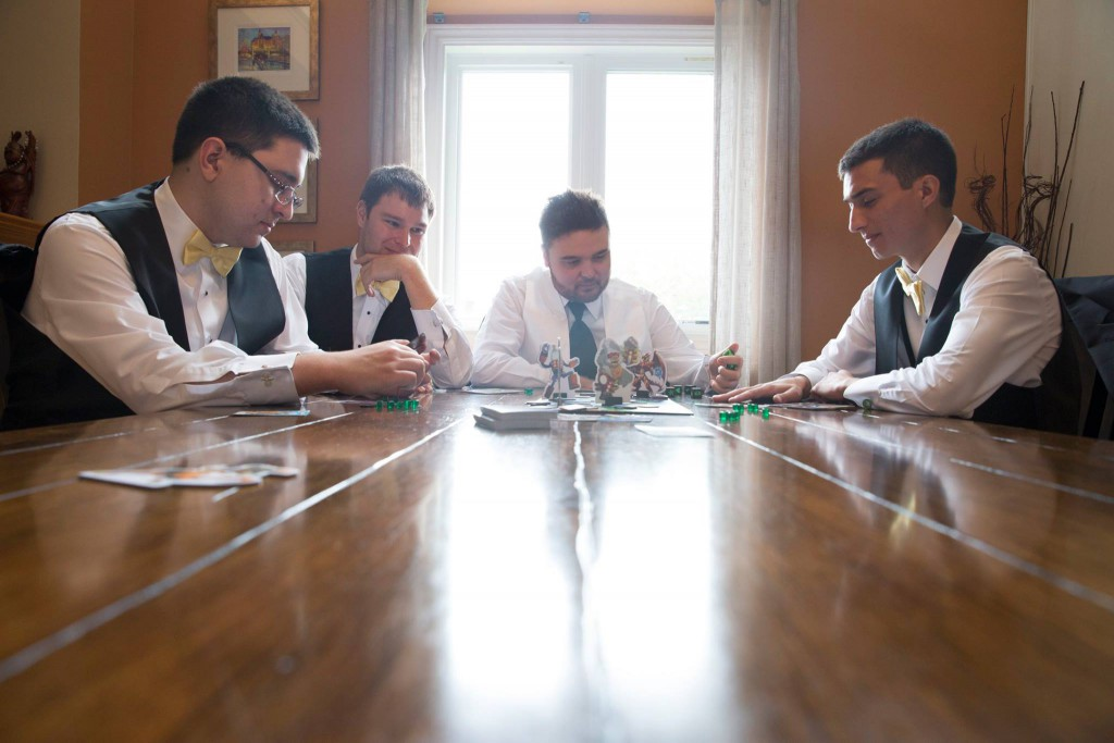 Groomsmen Ottawa wedding