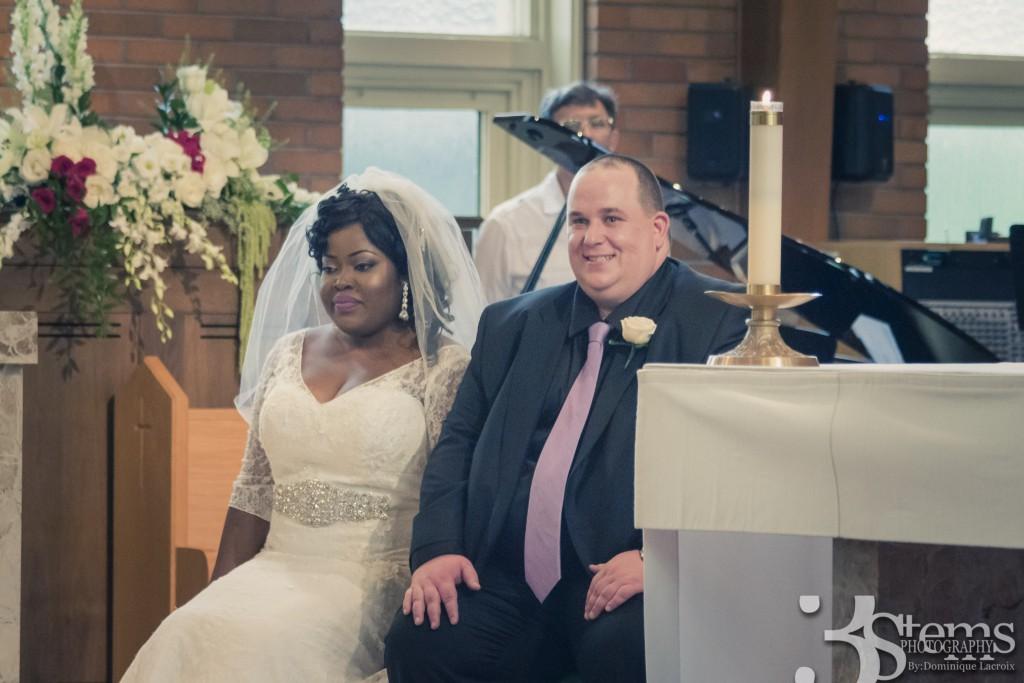 An African wedding in Ottawa