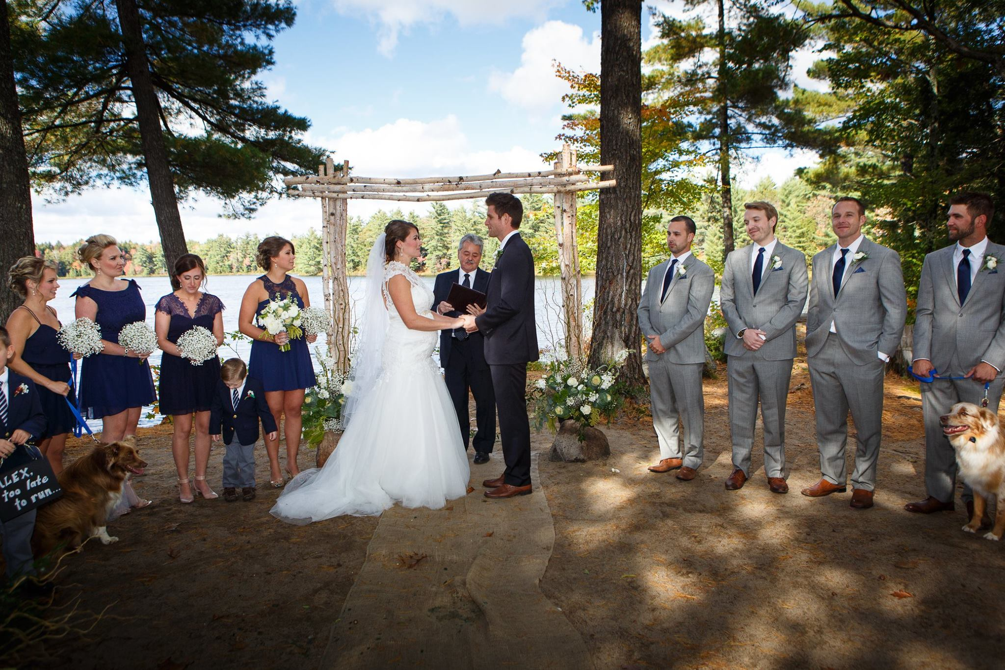Planning A Wedding In Muskoka Ottawa Wedding Amp Events Blog