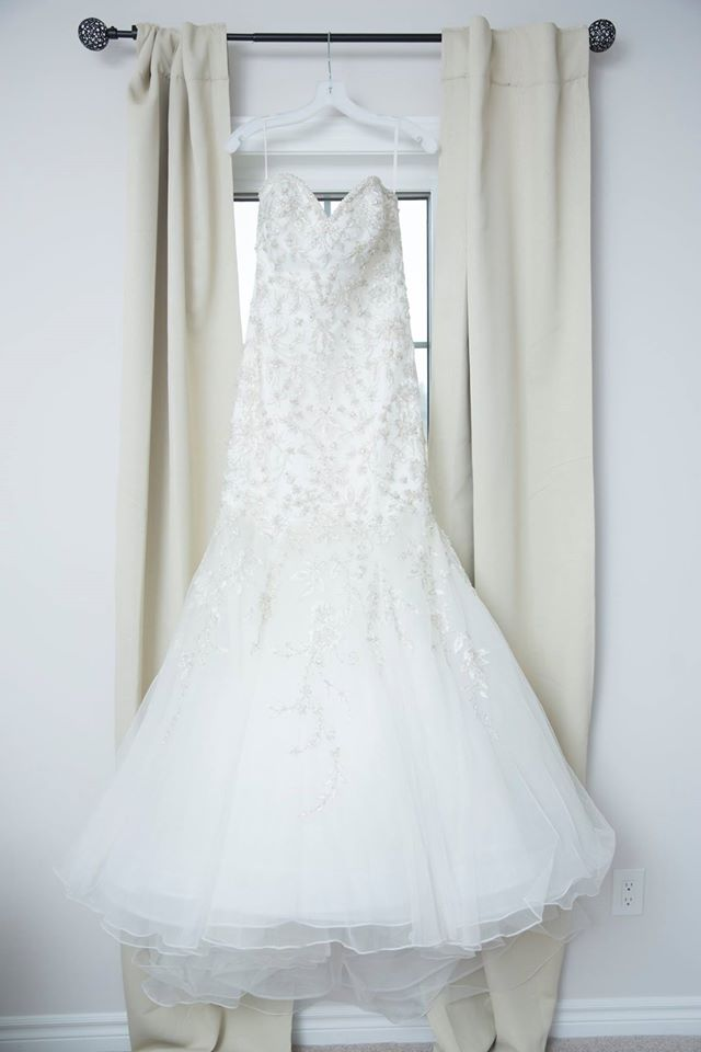 Wedding dress Ottawa